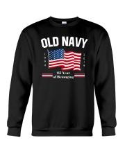 Old Navy Purple Flag Shirt 2019 Crewneck Sweatshirt thumbnail