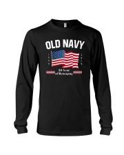 Old Navy Purple Flag Shirt 2019 Long Sleeve Tee thumbnail