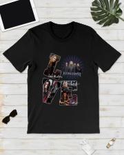 Love Megadeth Signatures Shirt Classic T-Shirt lifestyle-mens-crewneck-front-17