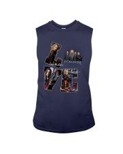 Love Megadeth Signatures Shirt Sleeveless Tee thumbnail