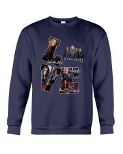 Love Megadeth Signatures Shirt Crewneck Sweatshirt thumbnail