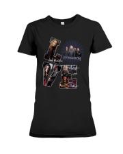 Love Megadeth Signatures Shirt Premium Fit Ladies Tee thumbnail