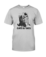 Tattoos Cats And Cats Shirt Classic T-Shirt tile