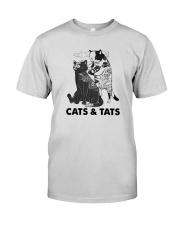 Tattoos Cats And Cats Shirt Premium Fit Mens Tee thumbnail