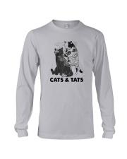 Tattoos Cats And Cats Shirt Long Sleeve Tee thumbnail