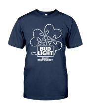 Bud Light Enjoy Responsibly Shirt Classic T-Shirt tile