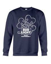 Bud Light Enjoy Responsibly Shirt Crewneck Sweatshirt thumbnail
