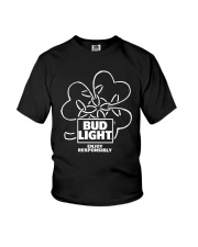 Bud Light Enjoy Responsibly Shirt Youth T-Shirt thumbnail