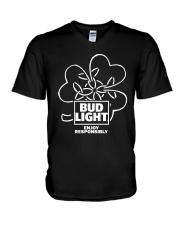 Bud Light Enjoy Responsibly Shirt V-Neck T-Shirt thumbnail