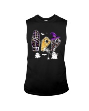 Halloween Asl Boo Shirt Shirt Sleeveless Tee tile