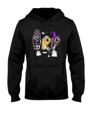 Halloween Asl Boo Shirt Shirt Hooded Sweatshirt tile