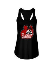 Why I Get Up In The Morning Shirt Ladies Flowy Tank thumbnail