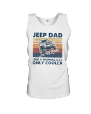 Vintage Jeep Dad Like A Normal Dad Cooler Shirt Unisex Tank thumbnail