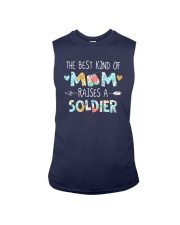 The Best Kind Of Mom Raises A Soldier Shirt Sleeveless Tee thumbnail