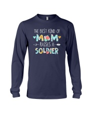 The Best Kind Of Mom Raises A Soldier Shirt Long Sleeve Tee thumbnail