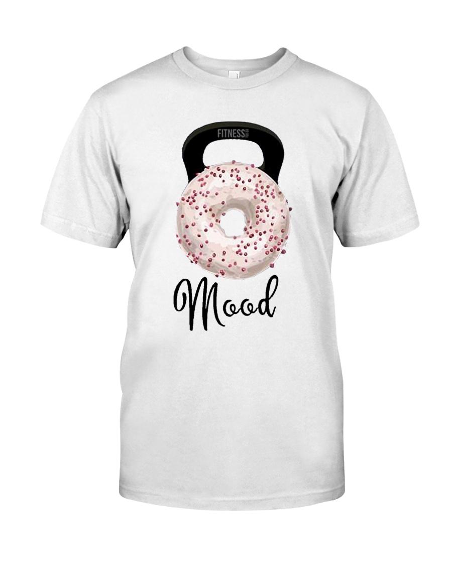 Donut Mood Shirt Classic T-Shirt