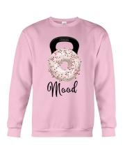Donut Mood Shirt Crewneck Sweatshirt thumbnail