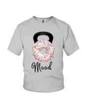 Donut Mood Shirt Youth T-Shirt thumbnail