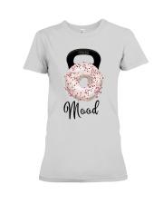 Donut Mood Shirt Premium Fit Ladies Tee thumbnail