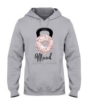 Donut Mood Shirt Hooded Sweatshirt thumbnail