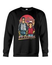 Steve And Dustin Bros Without Hoes Stranger Shirt Crewneck Sweatshirt thumbnail