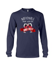 Nationale Drink Wijn Dag Jan01 Dec31 Shirt Long Sleeve Tee thumbnail