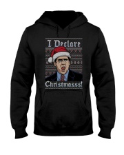 Michael Scott I Declare Christmas Shirt Hooded Sweatshirt thumbnail