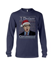 Michael Scott I Declare Christmas Shirt Long Sleeve Tee thumbnail