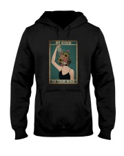 Flower Mental Be Kind To Your Mind Shirt Hooded Sweatshirt thumbnail