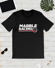 Marble Racing Shirt Classic T-Shirt lifestyle-mens-crewneck-front-17