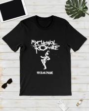My Chemical Romane The Black Parade Shirt Classic T-Shirt lifestyle-mens-crewneck-front-17
