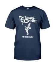 My Chemical Romane The Black Parade Shirt Classic T-Shirt tile