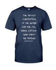 Hottest Chili Pepper Can Kill You Unlike Shirt Classic T-Shirt tile