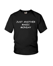 Just Another Magic Monday Shirt Youth T-Shirt thumbnail