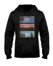 La La Land Spring Summer Winter Shirt Hooded Sweatshirt thumbnail