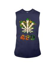 Cannabis Smoke 420 Shirt Sleeveless Tee thumbnail