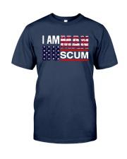 I Am Human Scum T Shirt Classic T-Shirt tile