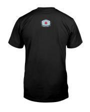 Conquer Covid 19 Canada T Shirt Classic T-Shirt back