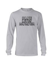 Blue Lives Murder Shirt Long Sleeve Tee thumbnail