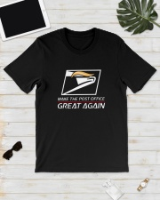 Make The Post Office Great Again Shirt Classic T-Shirt lifestyle-mens-crewneck-front-17
