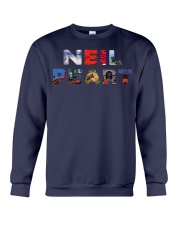 Life Is Better With Music Neil Peart Shirt Crewneck Sweatshirt thumbnail