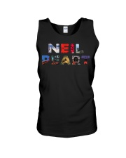 Life Is Better With Music Neil Peart Shirt Unisex Tank thumbnail