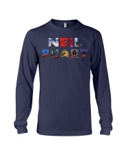 Life Is Better With Music Neil Peart Shirt Long Sleeve Tee thumbnail