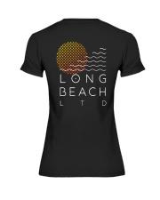 Long Beach LTD Shirt Premium Fit Ladies Tee thumbnail