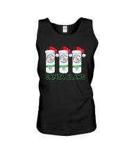 Christmas White Claw Santa Claws Shirt Unisex Tank thumbnail