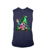 St Patrick's Day Hippie Gnome Shirt Sleeveless Tee thumbnail