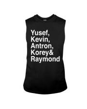 Raymond Santana Central Park 5 Shirt Sleeveless Tee thumbnail