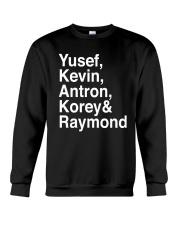 Raymond Santana Central Park 5 Shirt Crewneck Sweatshirt thumbnail