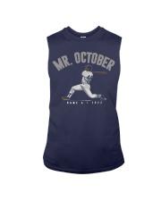 Reggie Jackson Mr October Shirt Sleeveless Tee thumbnail