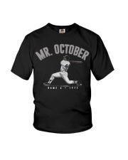Reggie Jackson Mr October Shirt Youth T-Shirt thumbnail